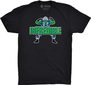 "Buffalo Vol. 1, Shirt 16: ""Infredible"""