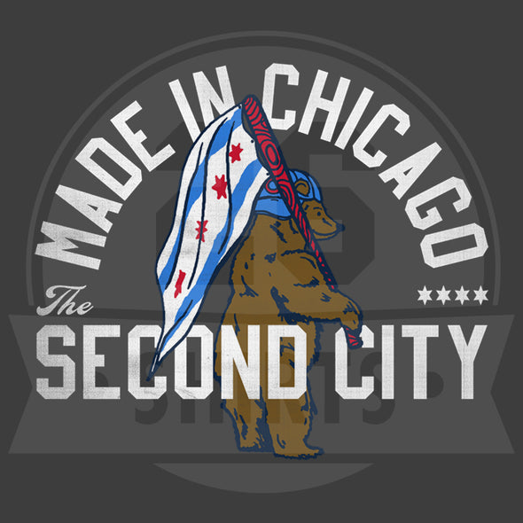 "Chicago Vol. 2, Shirt 20: ""Made In Chicago"""