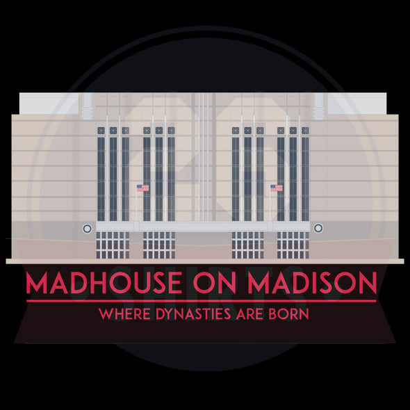 "Chicago Vol. 2, Shirt 1: ""Madhouse on Madison"""