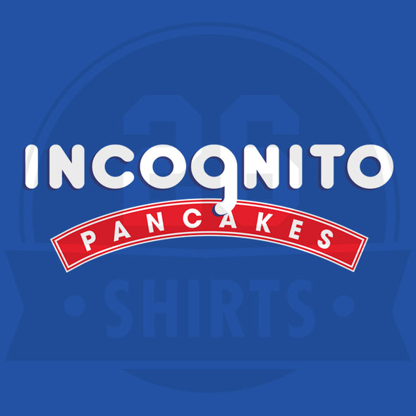 "Buffalo Vol. 4, Shirt 14: ""Pancakes"""