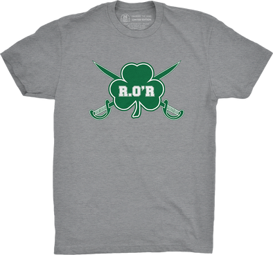 "Buffalo Vol. 3, Shirt 8: ""RO'R"""