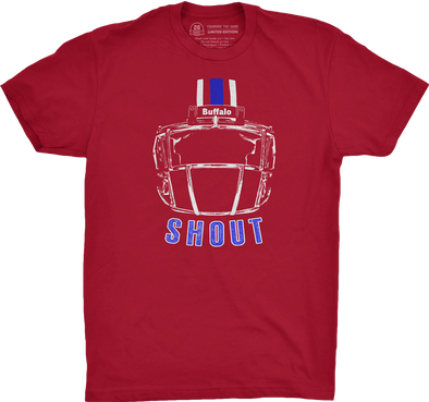 "Buffalo Vol. 4, Shirt 8: ""Shout"""