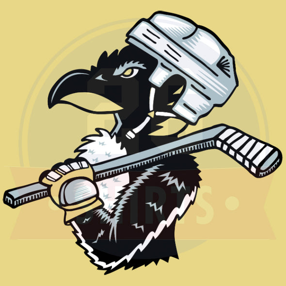 "Pittsburgh Vol. 1, Shirt 8: ""Power Play Penguin"""