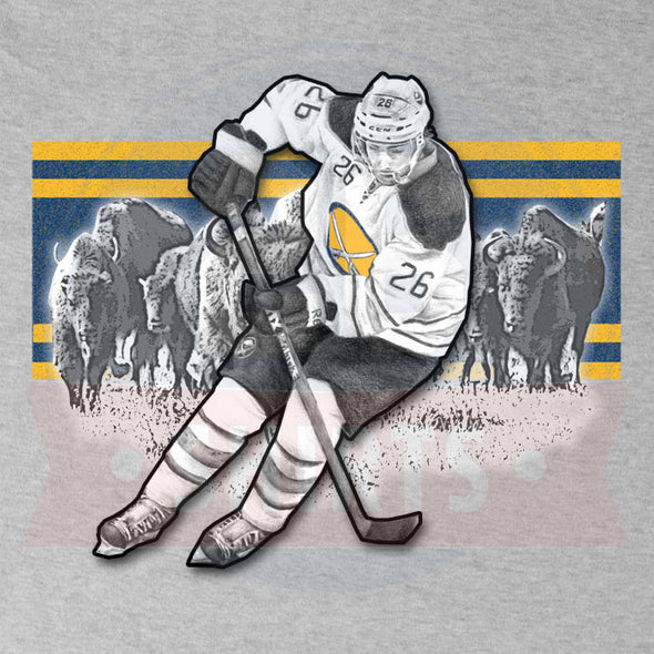"Buffalo Vol. 2, Shirt 1: ""Moulson"""