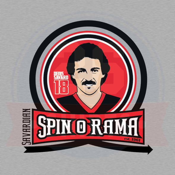 "Chicago Vol. 1, Shirt 1: ""Savardian Spin-o-rama"""