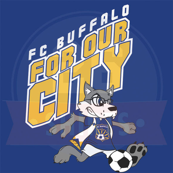 "Buffalo Vol. 2, Shirt 11: ""For Our City"""