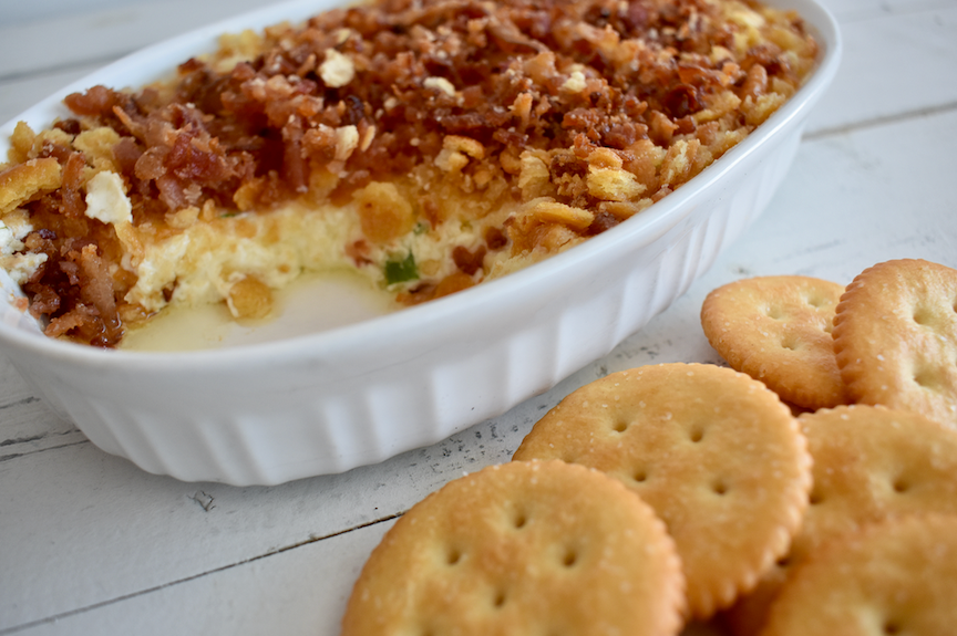 Bacon Swiss Dip