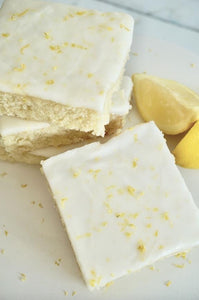 Lemon Brownie