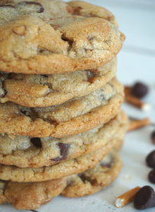 Sweet-n-Salty Chocolate Chip cookie