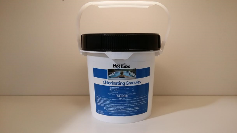 Chlorinating Granules (5lbs)