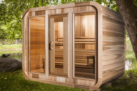 Luna Saunas by Dundalk LeisureCraft