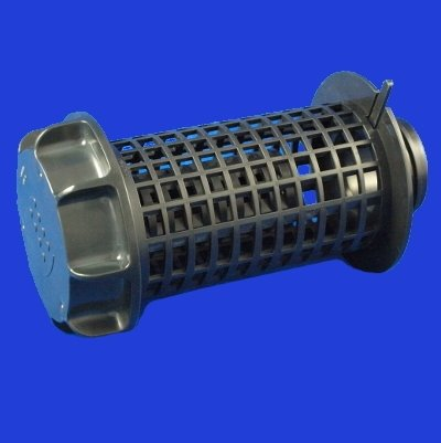 Bullfrog filter cage core assembly
