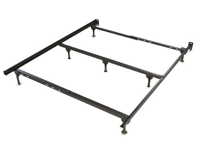 Heavy Duty Metal Frame with Glides