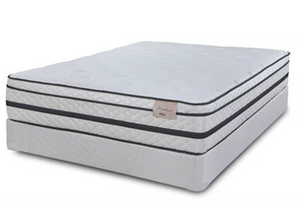 Juniper Euro Top Mattress By Symbol