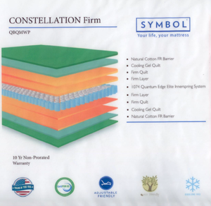 Constellation 2-Sided Firm by Symbol