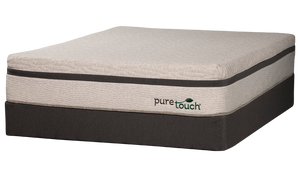 Pure Touch Natural Latex Mattress by Therapedic