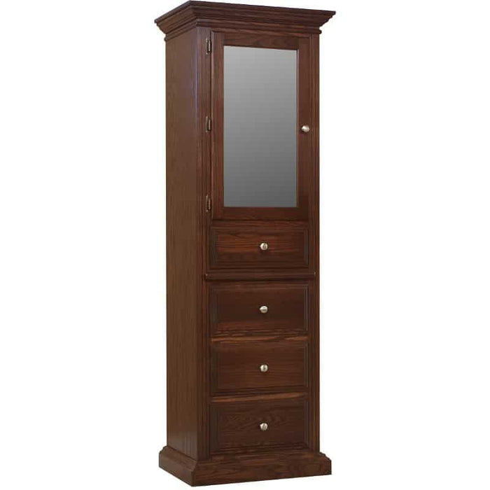 McKinley 1 Door Armoire by Wolfcraft