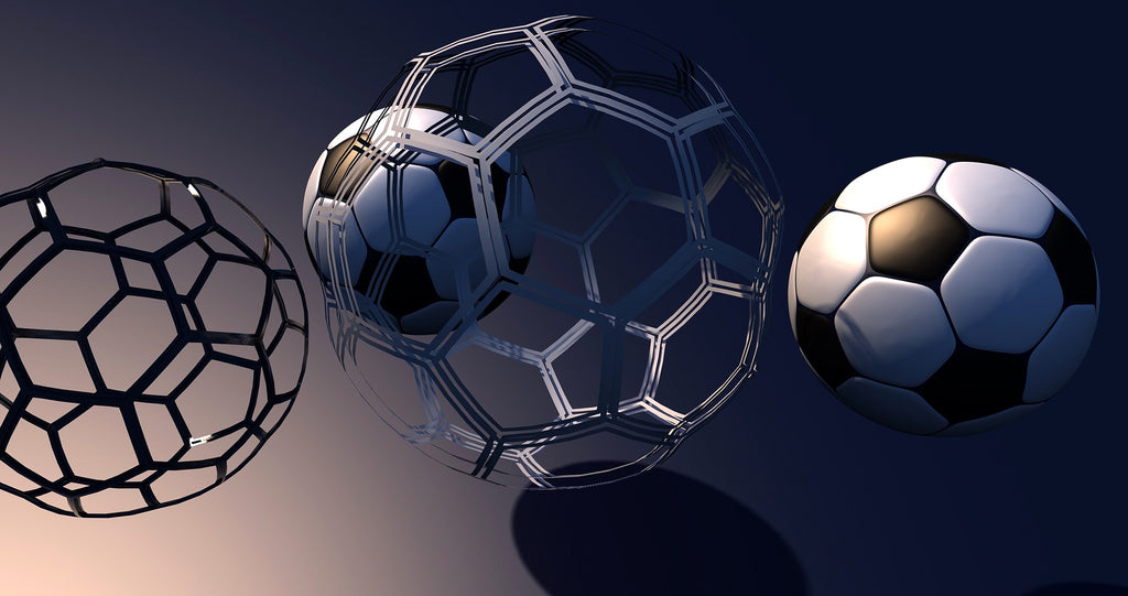 C60 Fullerenes, also called Bucky Balls!