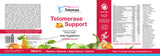 Telomerase Support - Vitamine + Mineralien + Supergreens + Aminos 500ml