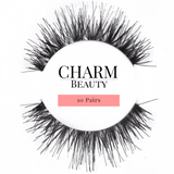 fake lashes, fake eyelashes, false lashes, false eyelashes, faux mink lashes, silk lashes, human hair lashes www.charmbeautylashes.com.au