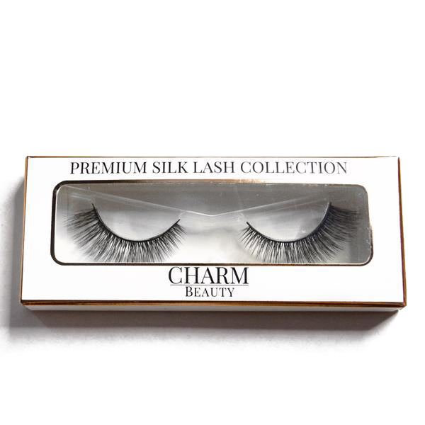 Duchess Lashes - Premium 100% Silk Lashes - Charm Beauty Lashes - www.charmbeautylashes.com.au