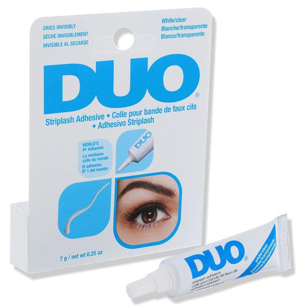 Ardell DUO Lash Glue Adhesive, fake lashes, fake eyelashes, false lashes, false eyelashes, faux mink lashes, silk lashes, human hair lashes