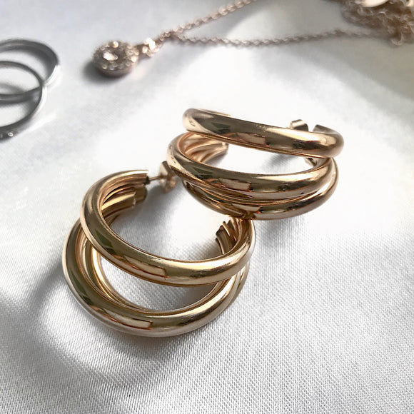 London Hoop Earrings
