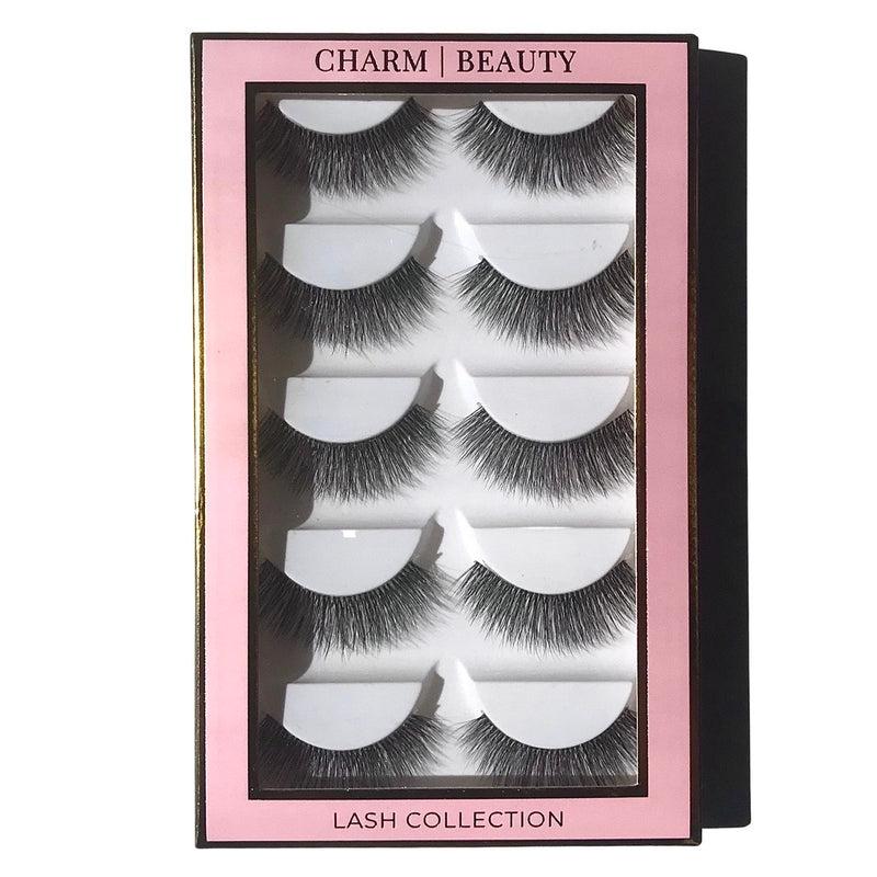LUXE - Multipack Lash Collection (5 pairs)