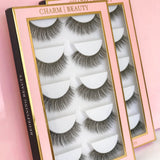 LUXE & DARLING - Multipack Lash Collections (10 pairs)