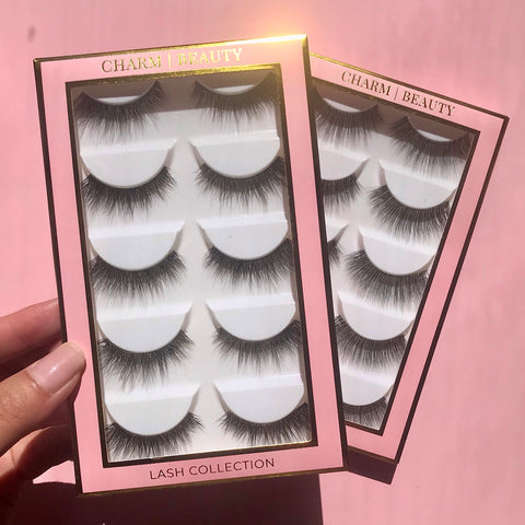 LUXE - Multi-Pack Lash Collection (5 pairs)