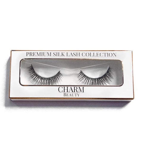 Majesty Lashes - Premium 100% Silk Lashes - Charm Beauty Lashes - www.charmbeautylashes.com.au