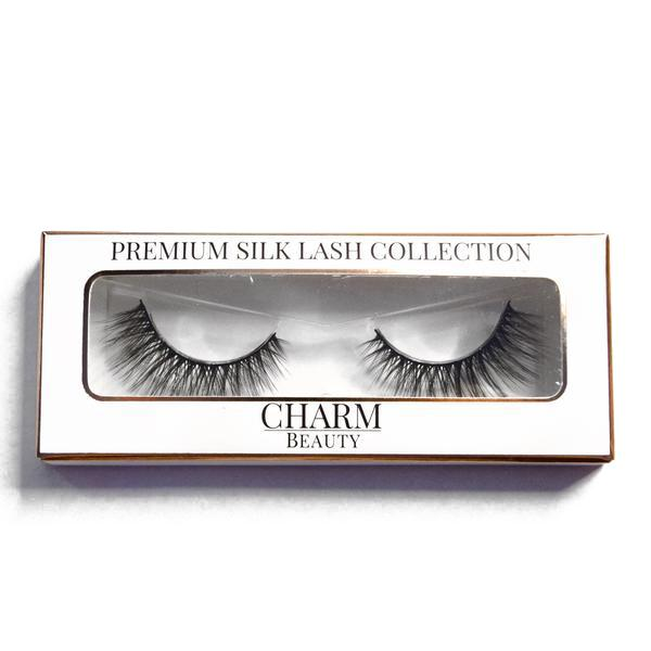 Sparkle Lashes - Premium 100% Silk Lashes - Charm Beauty Lashes - www.charmbeautylashes.com.au