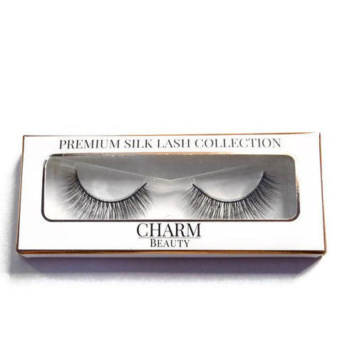 Velour Lashes - Premium 100% Silk Lashes - Charm Beauty Lashes - www.charmbeautylashes.com.au