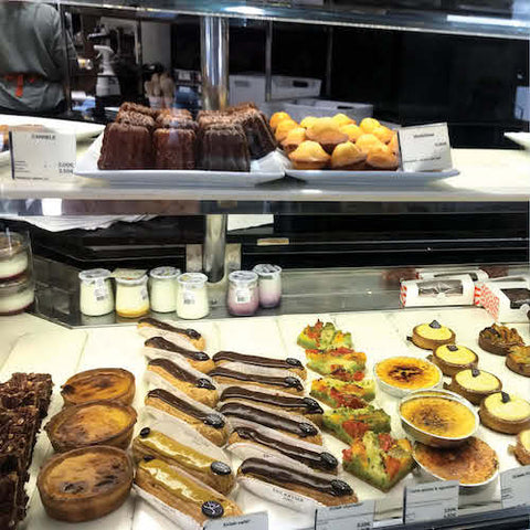 Desserts in France