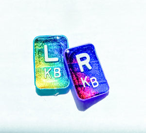 Enchanted by KB X-ray Markers