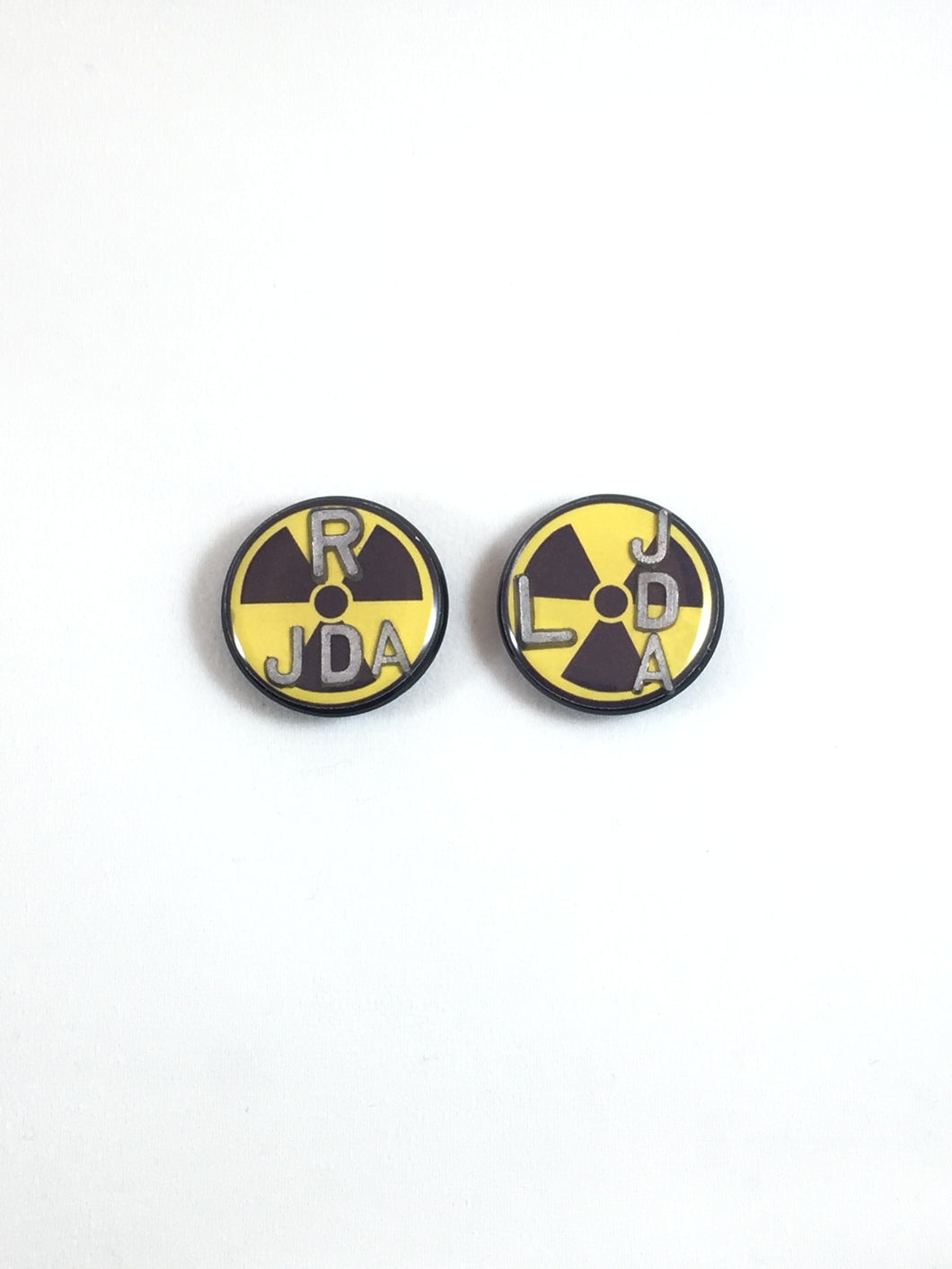 Radiation Symbol X-ray Markers