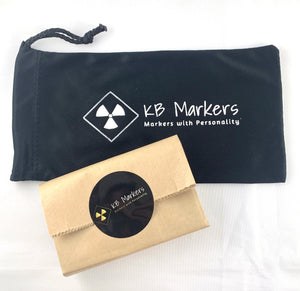 KB Markers Gift Bag