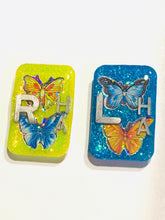 Load image into Gallery viewer, Glitter butterfly Markers