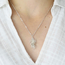 Load image into Gallery viewer, Cascading Stars Necklace