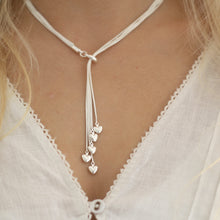 Load image into Gallery viewer, Cluster of Hearts Necklace