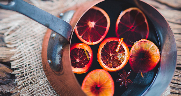 Mulled Wine Recipe - The Coziest Winter Drink