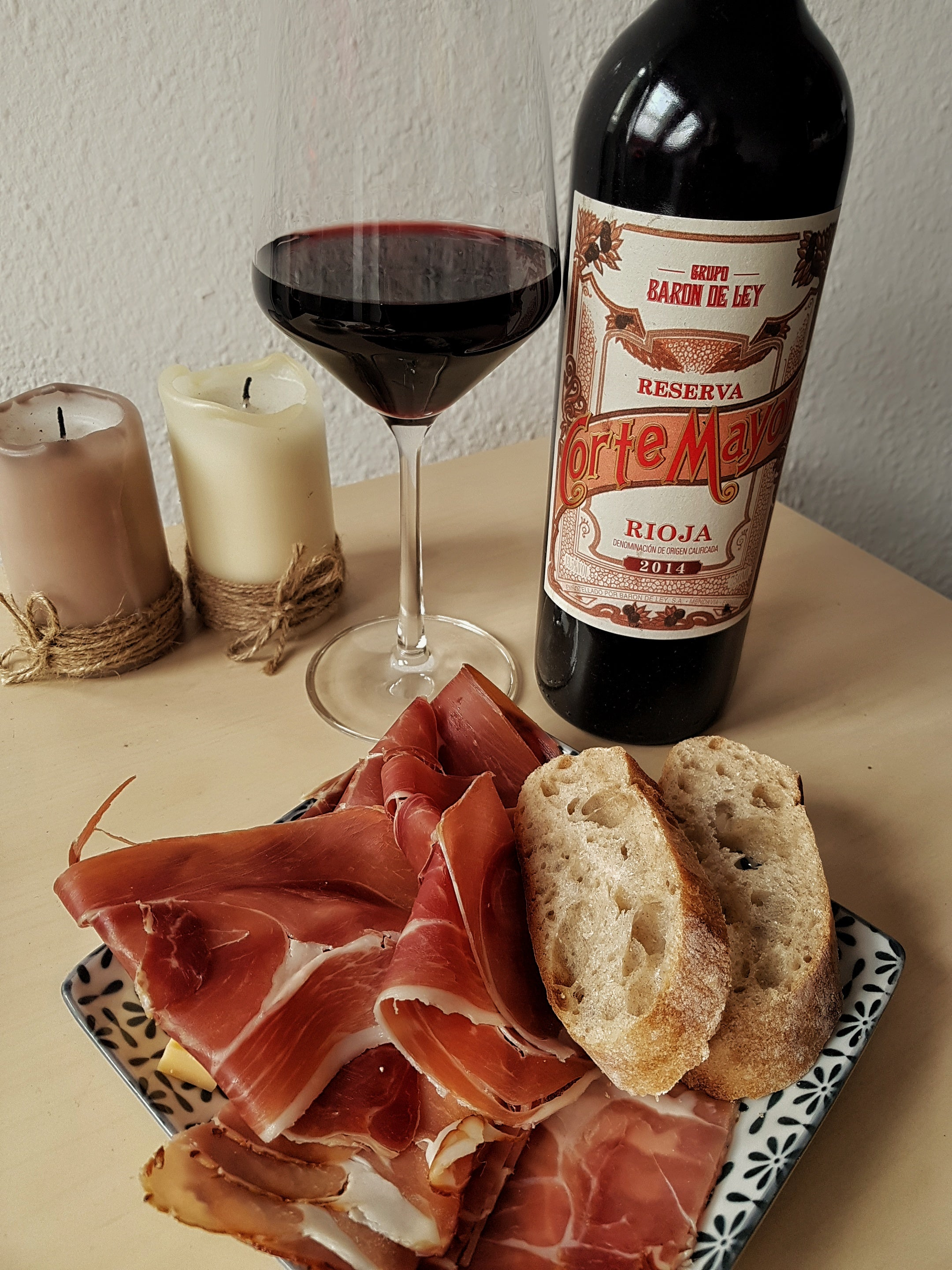 Ham Wine Pairings - How to Pair Cold Meat (Ham) with Wine