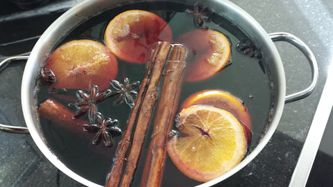 Mulled Wine Recipe - Wine Is Life Store