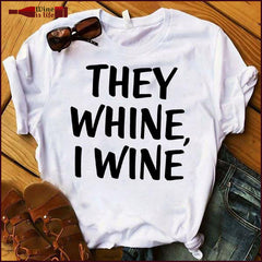 Funny Wine T-shirt - Wine Lover Gift guide