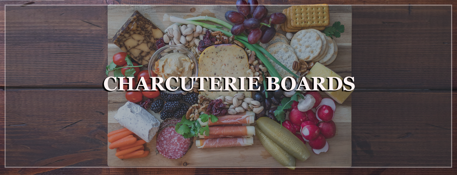 Charcuterie Boards - Wine Is Life Store