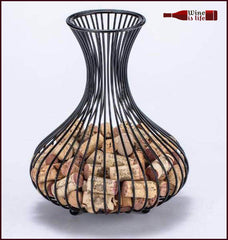 Wine Cork Vase - Christmas Gift Ideas