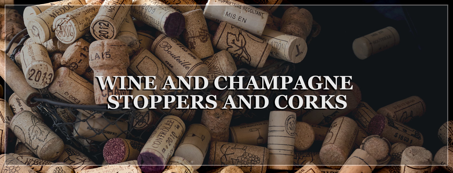 Wine corks - Wine Is Life Store