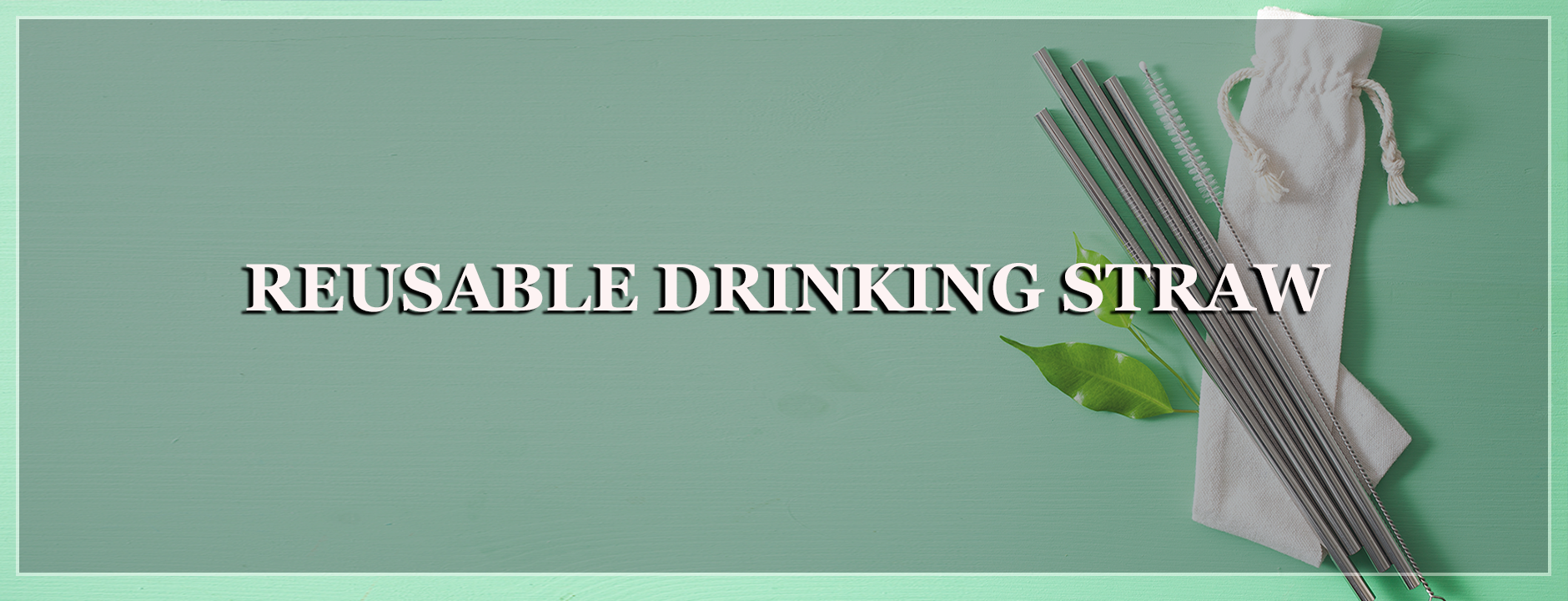 Reusable straw - Wine Is Life Store