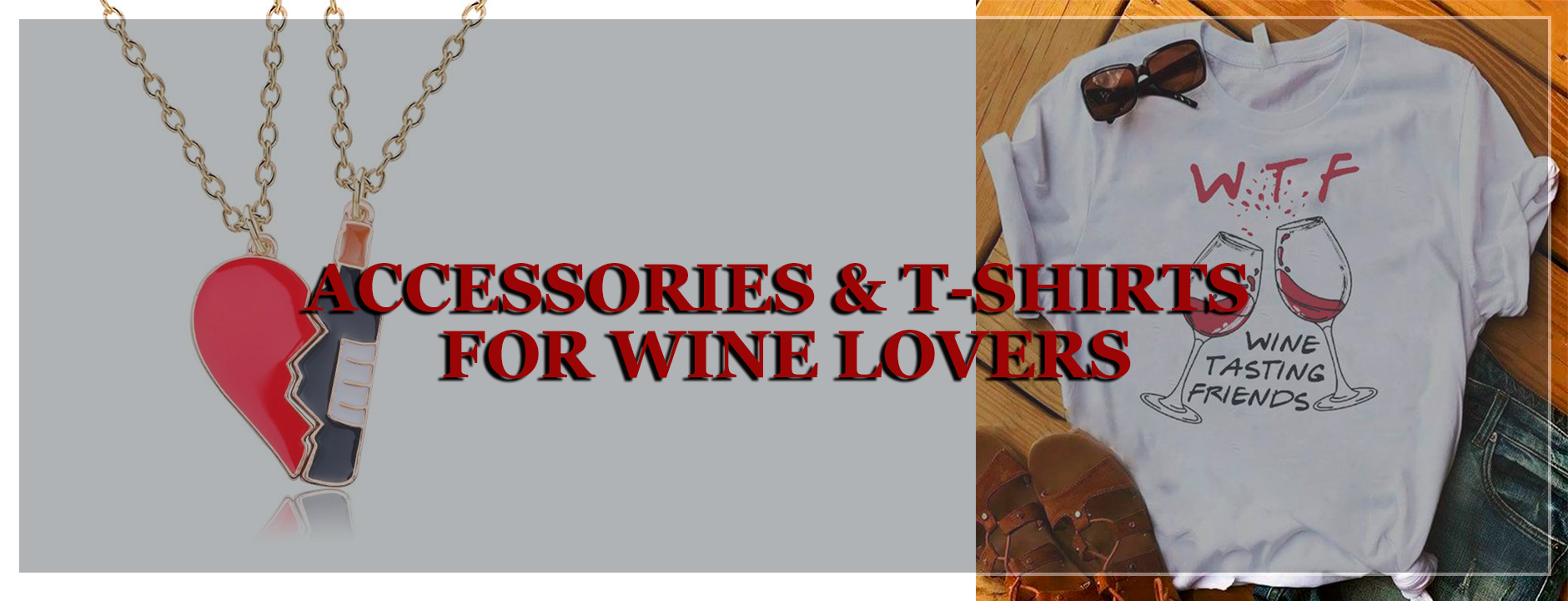 Accessories t-shirts wine is life store