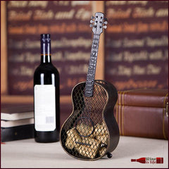 Guitar Cork Container - Wine Is Life Store gift ideas